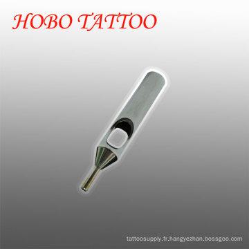 Les pointes courtes d'aiguille de tatouage d'acier inoxydable bon marché conseillent des approvisionnements de soin de peau