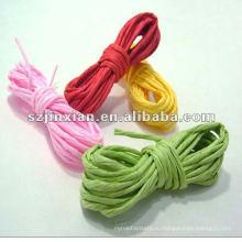Бумажный шнур с различным цветом