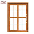 Aluminium Accessories Tempered Double Glass Door With Hardware