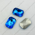 High Quality Crystal Octagon Point Back Beads Manufacture