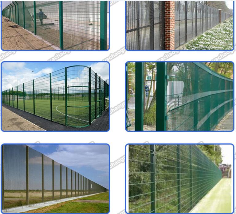 Perimeter Fencing specification
