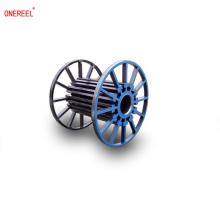 2017 nuevo tipo fabricante de carrete de alambre de acero