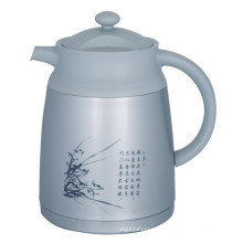 Double Wall Aspirateur Coffee Pot Europe Style Svp-1000CH Gris