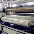 500-1000mm pacote de alimentos de camada única PE elenco máquina de filme estirável