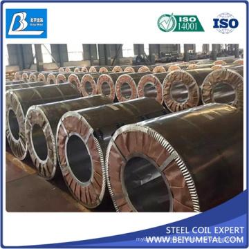 Gi SGCC Bobina de acero galvanizado en caliente DC51D + Z
