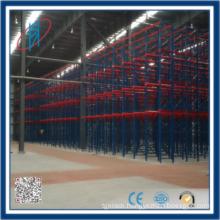 warehouse shelves drive in pallet racking Drive-in pallet racks