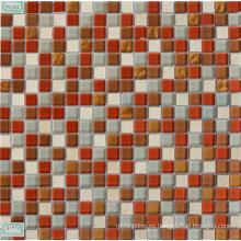 Nuevo diseño Material de construcción Mármol Mosaico de vidrio