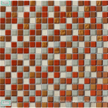 New Design Building Material Marble Glass Mosaic