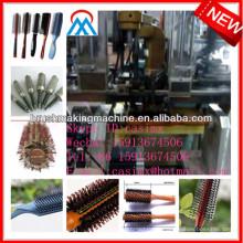 perçage de brosse de cheveux et machine de tufting / machine de fabrication de brosse / machine de tufting de brosse