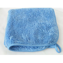 Customized Microfiber Coral Fleece Towel