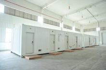 Star House Factory Mobile Shelter