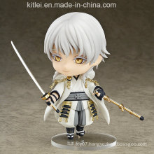 Custom 20cm PVC Game Action Figure for Collectible with Base (OEM)