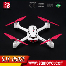Hubsan X4 H502E 720P Cámara GPS Localización Seguimiento Altitude Hold Modo sin cabeza 6 ejes Gyro 360Degrees RC Quadcopter