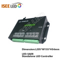 8 Saídas LED SD Card Controller