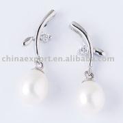925 silver earrings  EJ-S061