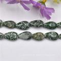 Handgemachte Quarz Edelstein Halsketten Perlen Zubehör Großhandel