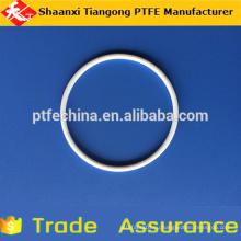 Уплотнение из черного PTFE / уплотнительное кольцо из PTFE и PTFE