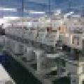 Китай дизайн популярные 10 головок плоская машина вышивки крышки футболка машинная вышивка