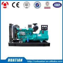Tipo abierto 90kw Generador Diesel