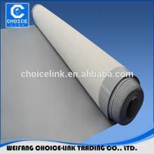 Matériaux de toiture bon marché membrane étanche en PVC