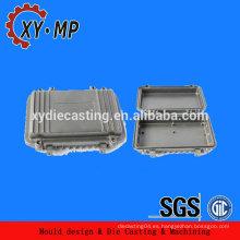 Mecanizado cnc electro mecanizado piezas de fundición de aluminio para la comunicación
