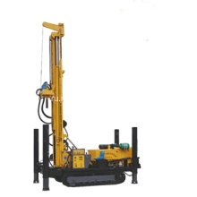 800M+Deep+Truck-mounted+Water+Well+Drilling+Rig