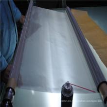 Malla de alambre de acero inoxidable ultrafina para serigrafía
