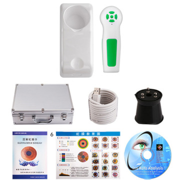 홍채 Iriscoope Iridology 카메라