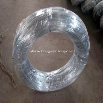 Bobine de fil de reliure en acier galvanisée BWG18 20 21