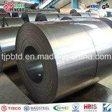 Laminados a frio laminados a frio 304 301 bobinas de aço inoxidável