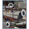 Customized Hot Dip Galvanized Monopole Towers