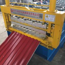 Baja Roller Shutter Door Slat Roll Forming Machine