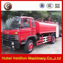 Dongfeng-Wasser-Tanker-Löschfahrzeug mit Sprinkler, Wasserpumpe