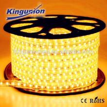 3 Años de Garantía CE Alta Tensión 220v LED Franja 5050 / Flexible LED Franja Ilumina 220v