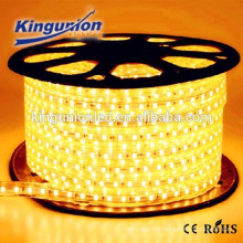 3 ans de garantie CE High Voltage 220v LED Strip 5050 / Flexible LED Strip Lights 220v