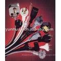Internationales Netzteil Kabel montieren Kabel Set Stecker