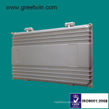 20dBm GSM 900MHz WCDMA 2100MHz im Freien Mobiltelefon-Signal-Verstärker