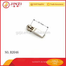 Metall Reißverschluss Abzieher für Gepäck / Taschen / Bekleidung