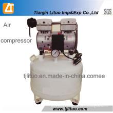 High Quality White Color Dental Lab Air Compressor