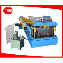 Floor Decking Roofing Panel Roll Forming Machine (YX72-915)