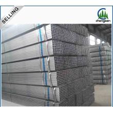 Q195 Hollow Section 25*50mm pregalvanized steel rectangular tube