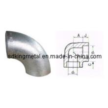 Seamless aço inoxidável 304L Sch10 90 cotovelo