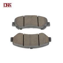 D1338 Other auto brake system car disk break pad auto ceramic brake pads for Nissan Juke 2014/Sentra/SUZUKI