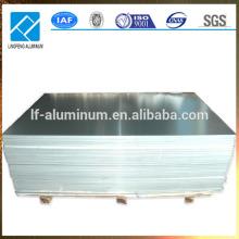 Hoja laminada en caliente del aluminio 8011 H14