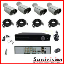 Low Cost CCTV for Homes Bullet CCTV Camera System
