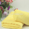 Wholesale colorful bamboo fiber baby washcloth