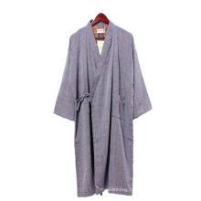Cartoon cute 100% cotton hooded bathrobes
