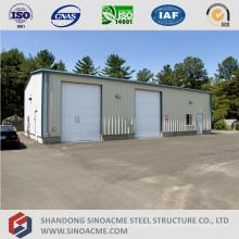 Vorfabriziertes Stahlrahmen-Speicher-Haus