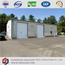 Prefabricated Steel Frame Storage House