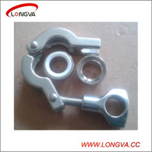 Sanitary Stainless Steel Clamp with Ferrule and Gasket